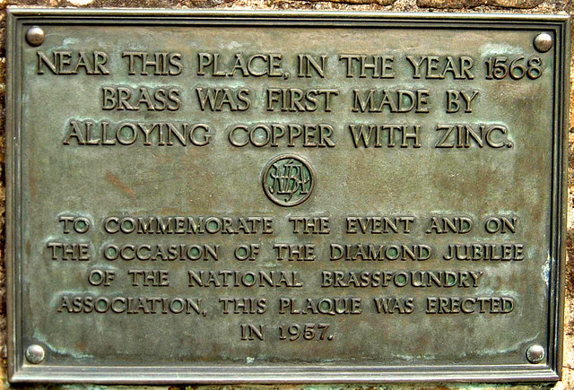 Tintern - commemorative plaque
