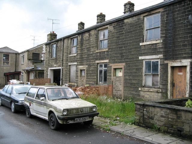 Derelict Cottages