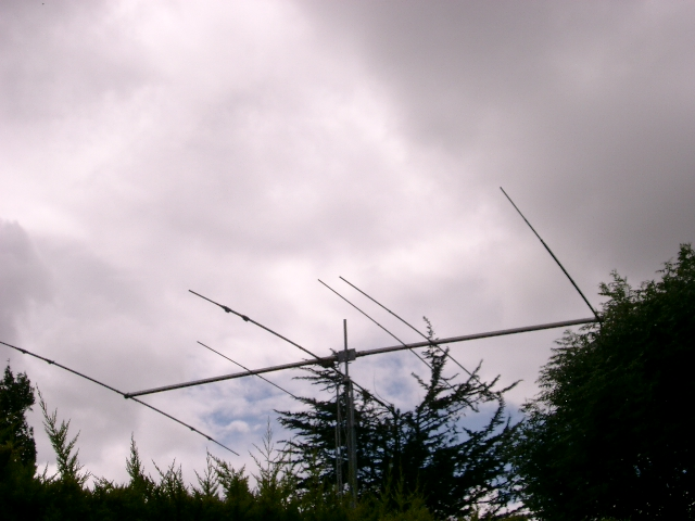 Radio Ham Beam of EI6HW