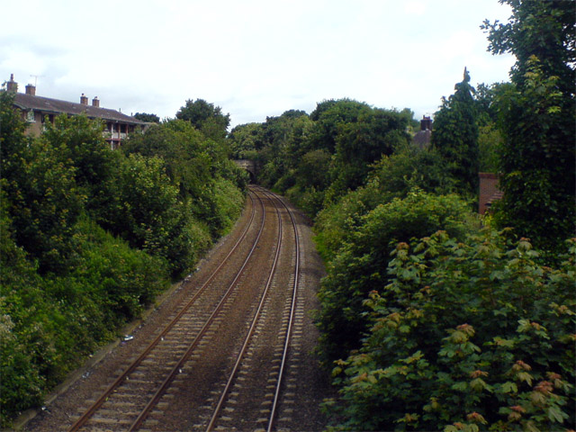 Robin Hood Line, Mansfield