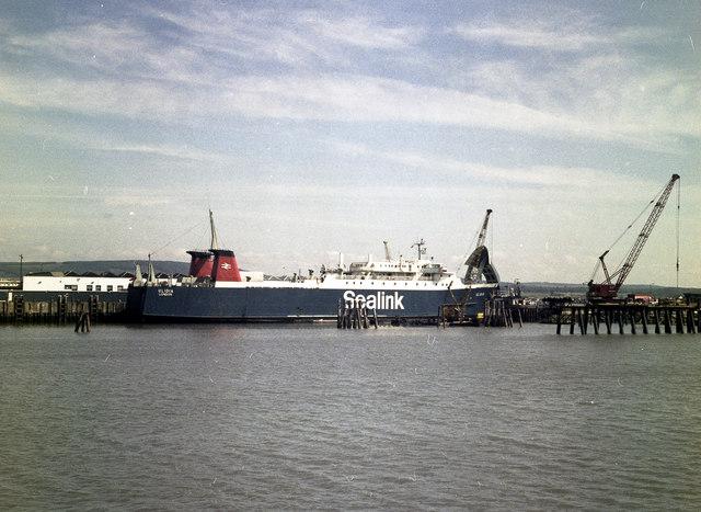 Stranraer Sea Terminal