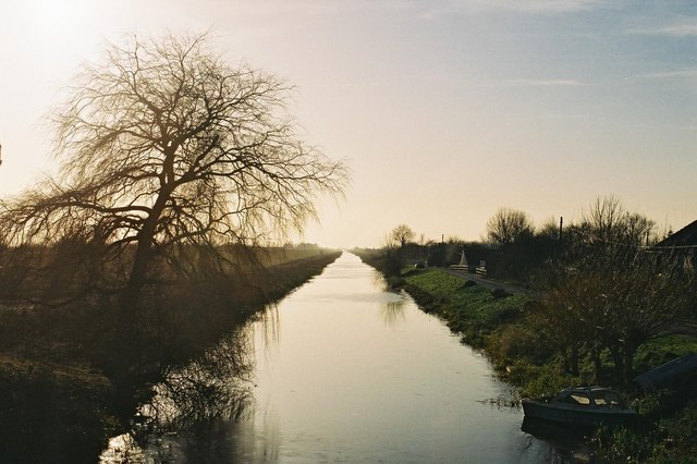 Long straight river