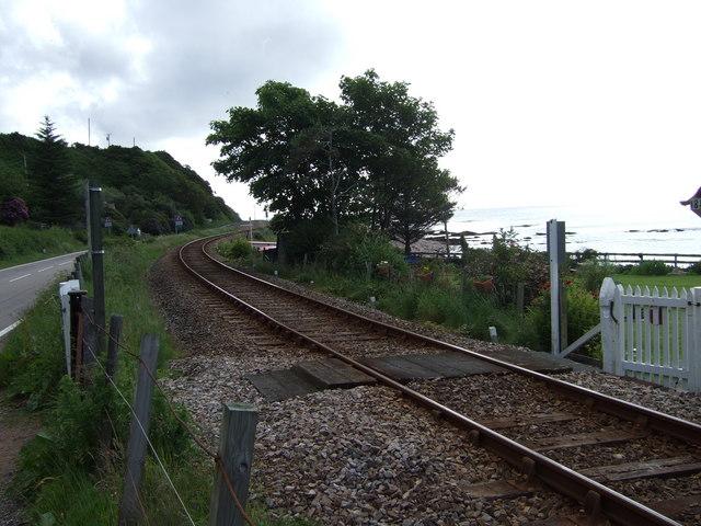 Brora to Helmsdale railway