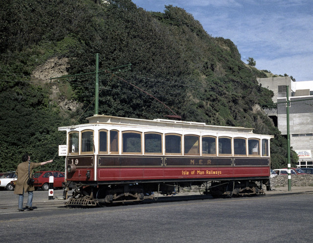 Car No 19, Manx Electric Railway