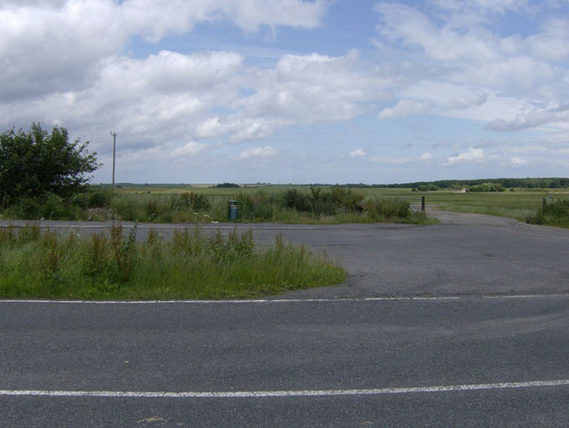 Old Ludford Magna Airfield