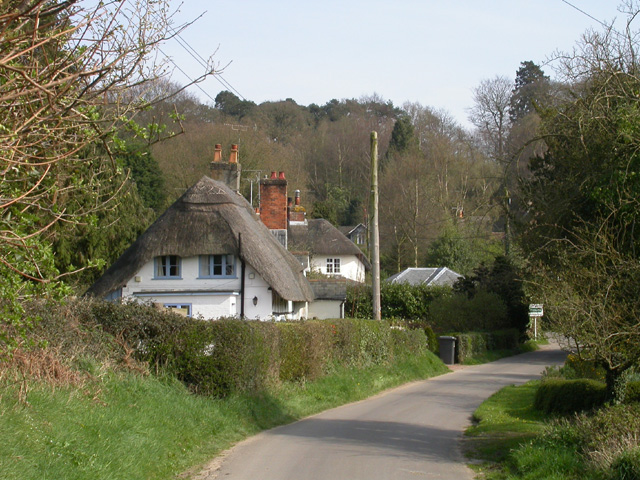 Chilworth Old Village
