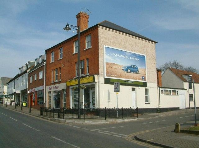 High Street, Crowthorne