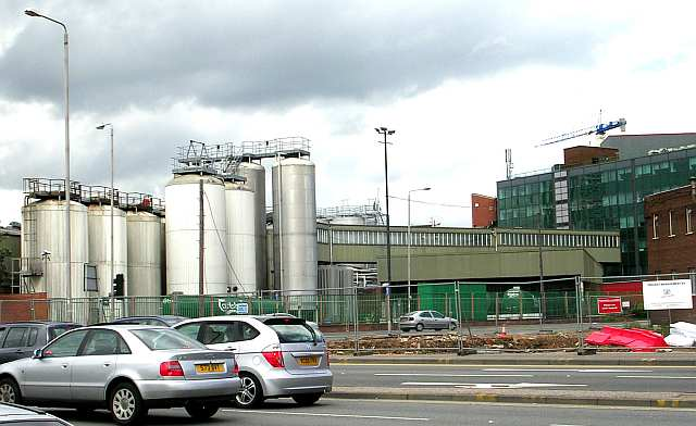 Tetley's Brewery - Great Wilson Street