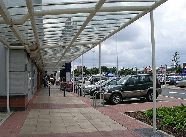 Crown Point Retail Park