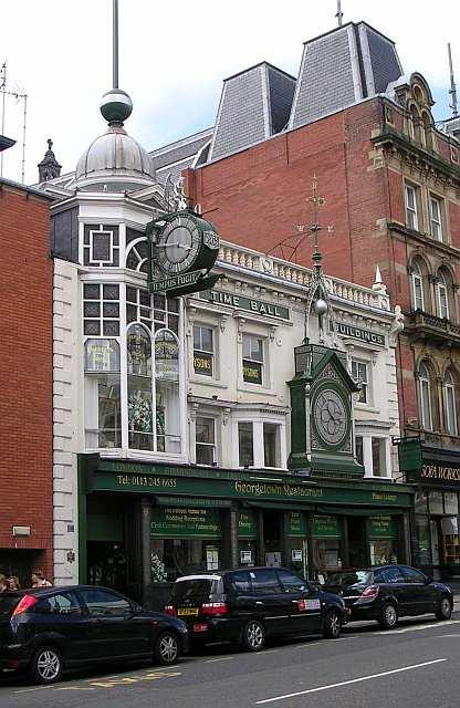John Dyson's - Lower Briggate