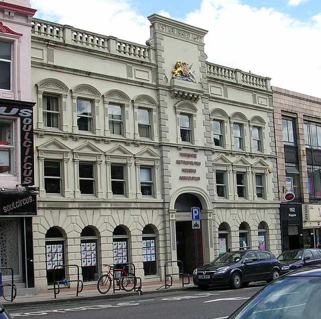 Royal Hotel & Royal Buildings - 159-162 Lower Briggate