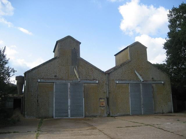 Grain Store, Turnden Road, Cranbrook, Kent
