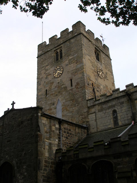 St Mary's church tower