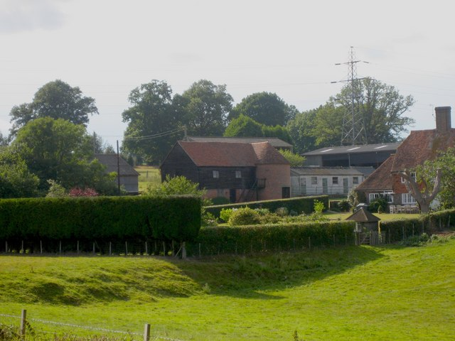 Huggins Hall Farm, Turnden Road, Cranbrook, Kent