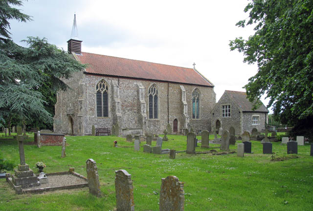 St Peter, Neatishead, Norfolk