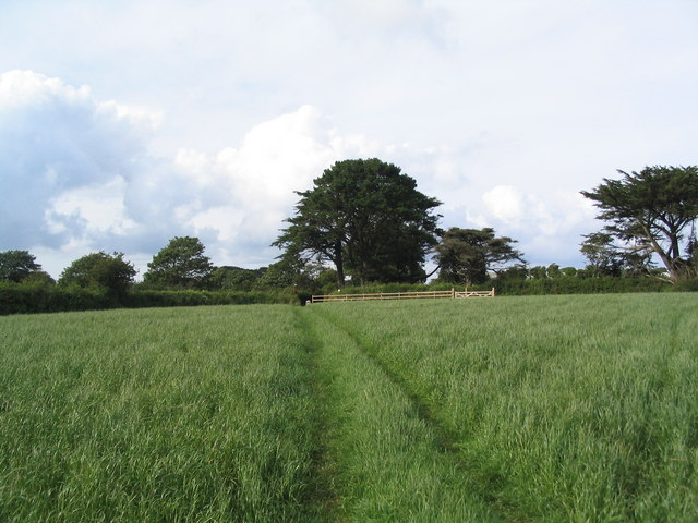 Footpath from St Keverne