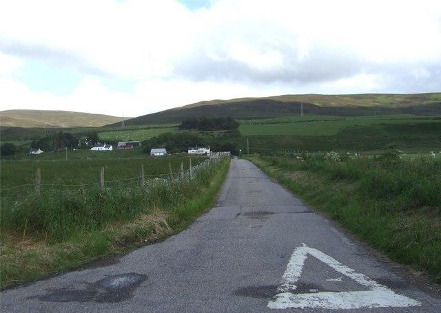 Achrimsdale Road