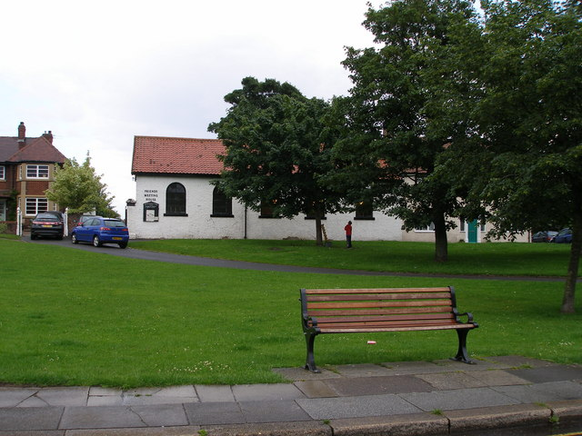 Religious Society of Friends- Quaker Meeting House