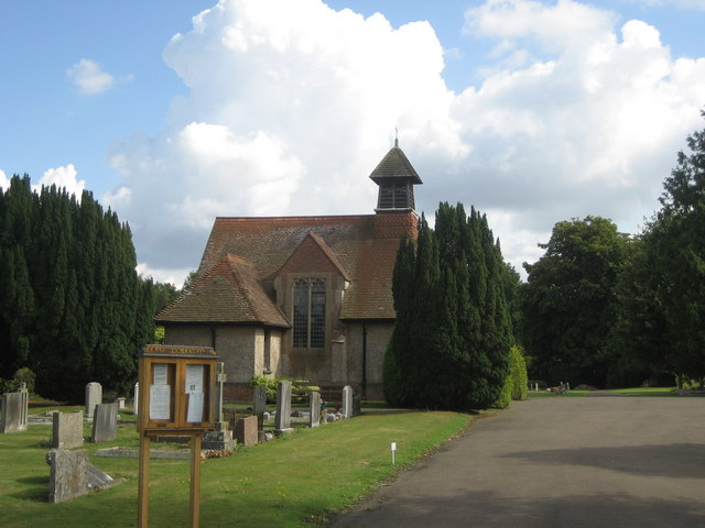 Chapel at Cranbrook Cemetery, Golford Road, Cranbrook, Kent