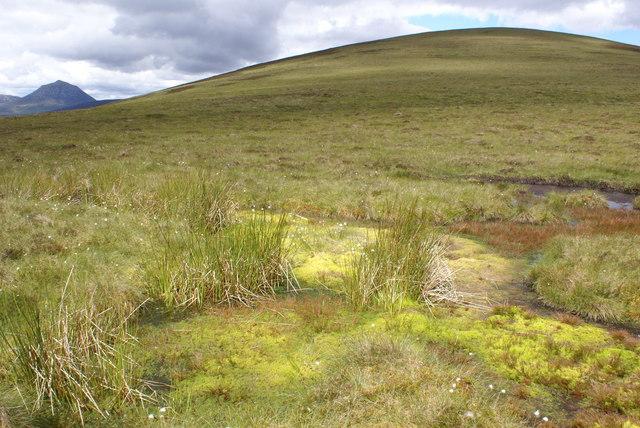 Braigh na h-Eaglaise South Ridge