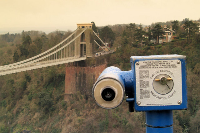 Is that the Clifton suspension bridge?