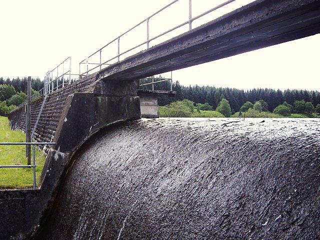Simpson Ground Spillway
