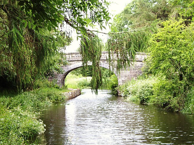 Mattinson's Bridge over Lancaster Canal