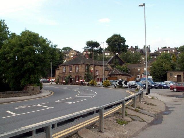 The A61 Barnsley Road