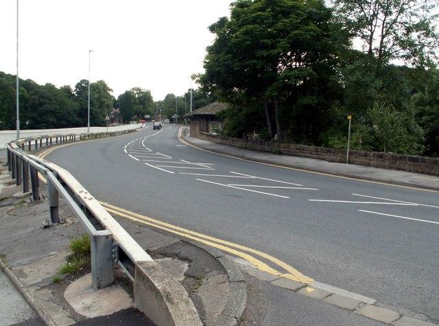 A61 Barnsley Road to Barnsley