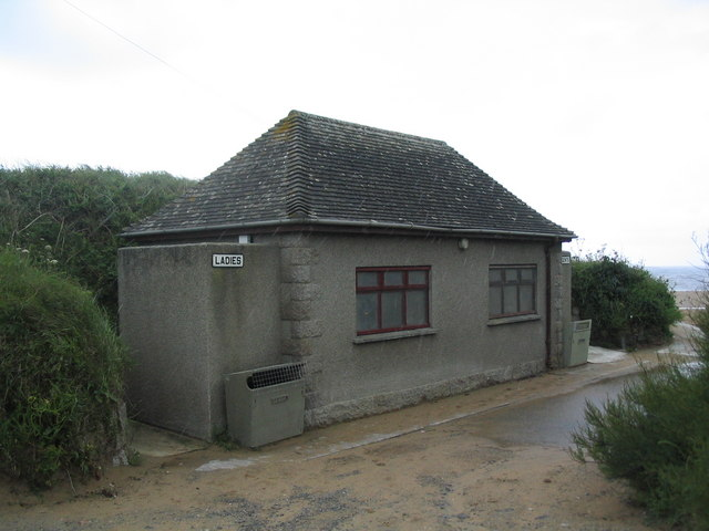 Public Conveniences at Poldhu Cove