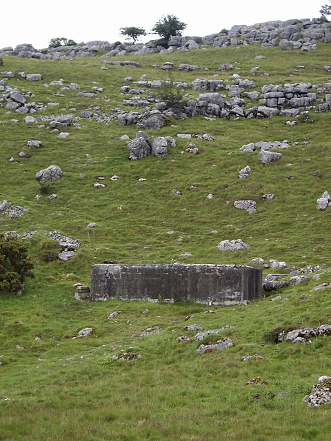 Stone Structure near Holmepark Fell