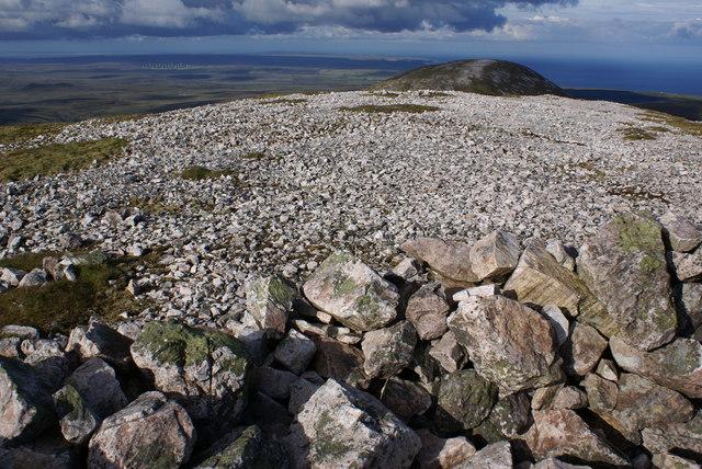 Scaraben Summit Plateau