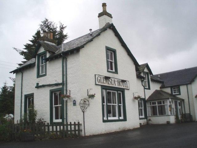 The Glenisla Hotel