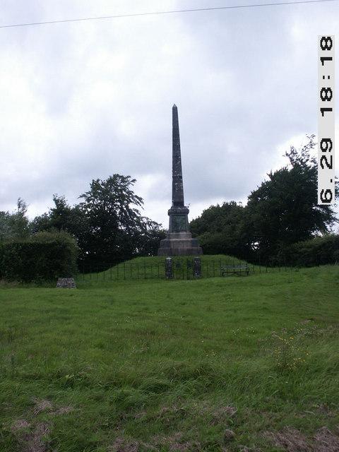 Monument  To William  Morris