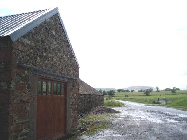 Renovated farm building, Peel Farm