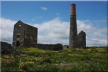 X4698 : Tankardstown Mine by Philip Halling
