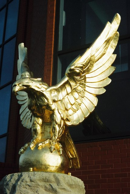 Bournemouth: Eagle (Star Insurance)