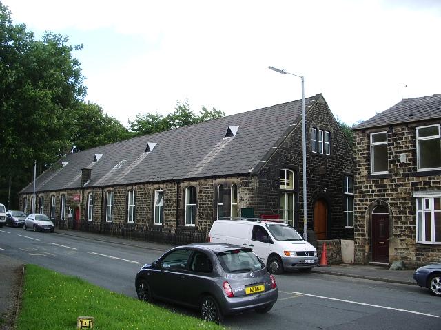 Wrigley Hall Methodist Church