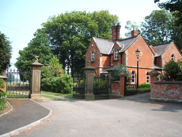 Old Gatehouse onto Singleton Park