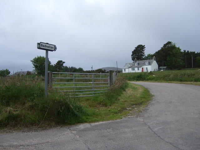 Badnellan junction