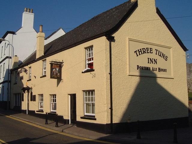 The Three Tuns Inn