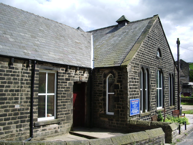 Kiln Green Church, St Chads Saddleworth