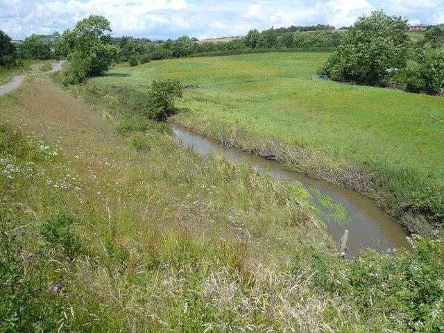 Avenue Washlands - River Rother View