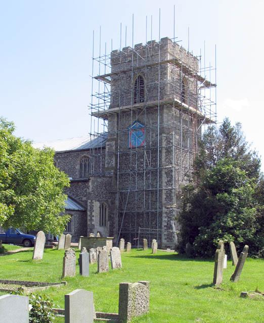 St Catherine, Ludham, Norfolk