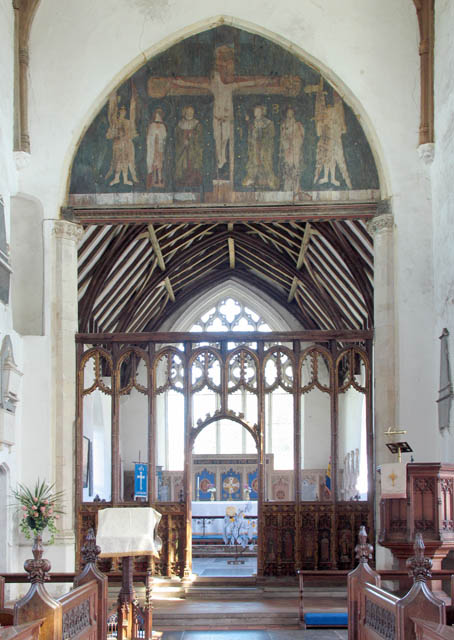 St Catherine, Ludham, Norfolk - Chancel