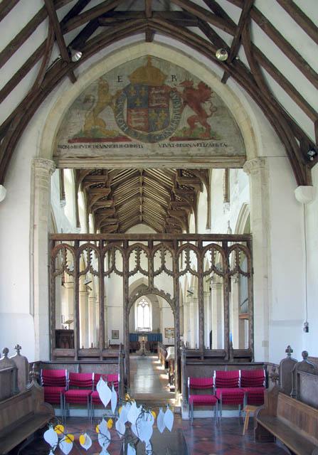 St Catherine, Ludham, Norfolk - West end