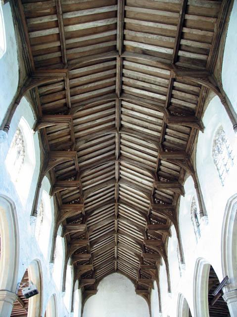 St Catherine, Ludham, Norfolk - Roof