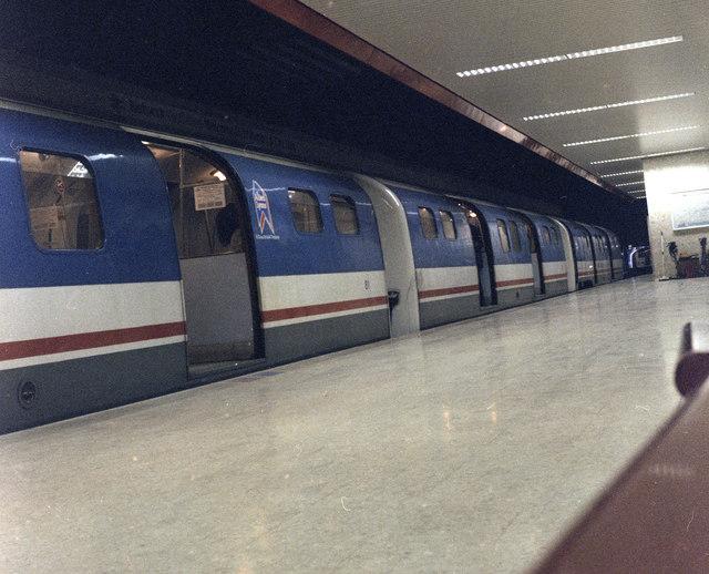 Waterloo & City railway