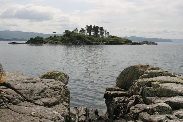 Eilean nan Cabar