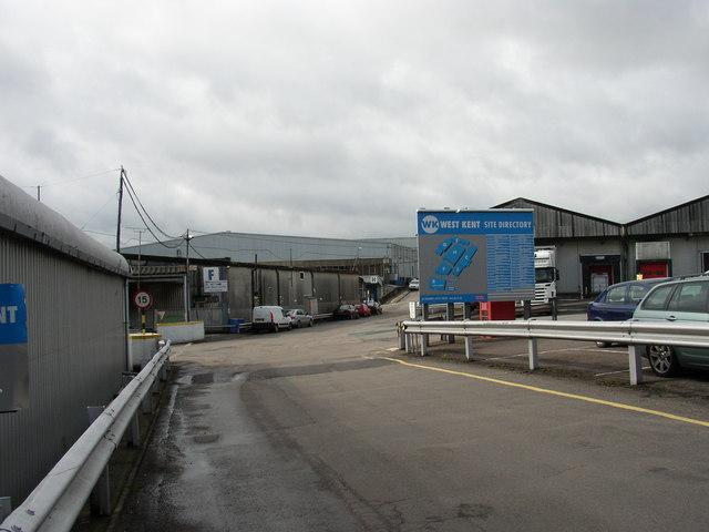 West Kent Cold Store - Dunton Green